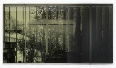 Veronika Kellndorfer, 'Oscar Niemeyer with fins', 2012