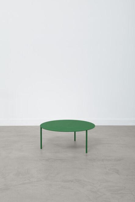Jonathan Muecke, 'Painted Shape', 2013