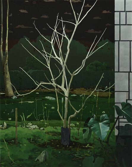 Rui Pedro Jorge, 'Plantasia. Arvore osso ', 2016