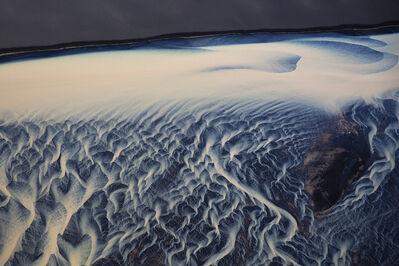 Stephen King 金昌民, 'River Delta 2 Iceland 河川二', 2015