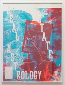 Maxime Rossi, 'Real Estate Astrology', 2015