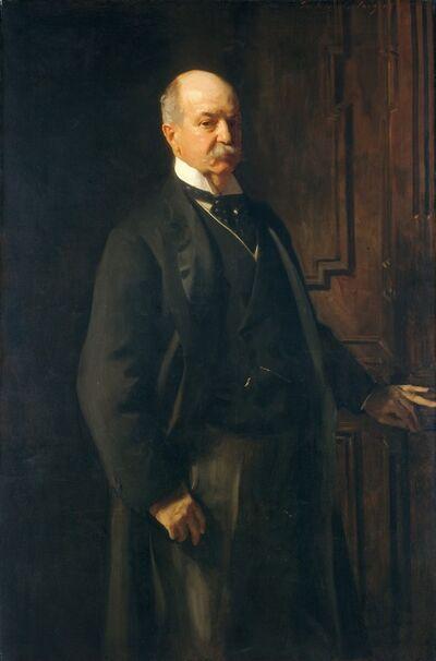 John Singer Sargent, 'Peter A. B. Widener', 1902