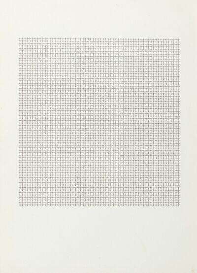 Maurizio Nannucci, 'Dattilogramma', 1964