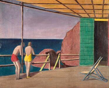 Pompeo Borra, 'Composizione', 1939