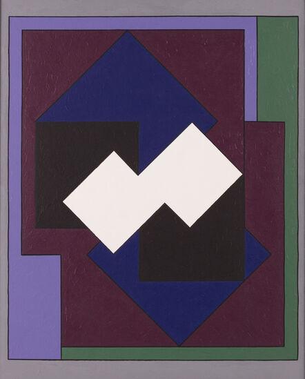 Victor Vasarely, 'Stiry', 1953-1989