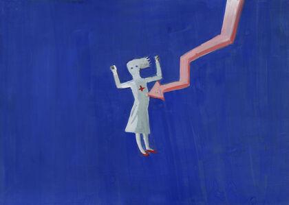 Aleksandra Waliszewska, 'Untitled ( Thunderbolt )', ca. 2011-2013