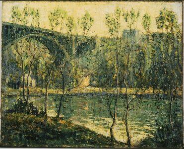 Ernest Lawson, 'Spring Morning', 1913