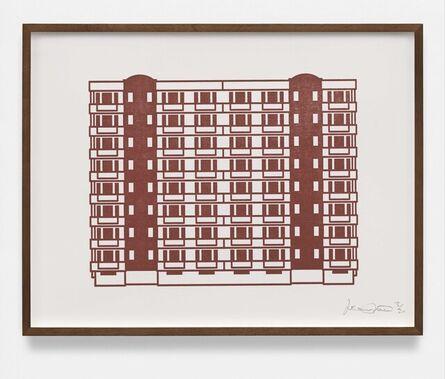 Julian Opie, 'Apartment 5', 2021
