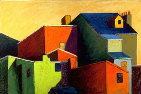 Charlotte Schatz, 'View from 509 #1'