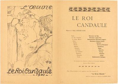 Charles Guérin, 'Le Roi Candaule', 1901
