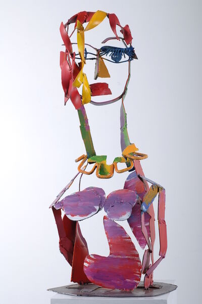 Willy Ramos, 'Chica Misteriosa', 2012