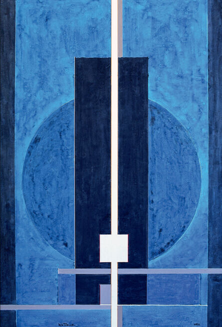 Marino di Teana, 'ALBA EN SU PLASMA', 1933