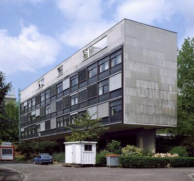 Le Corbusier, 'Cité Universitaire, Paris, Swiss Pavilion', 1932