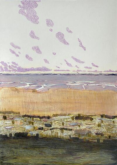 Per Adolfsen, 'Frozen Fjord I', 2021