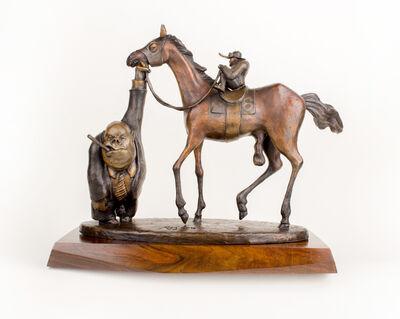 Ralph Steadman, 'Kentucky Derby', 2020
