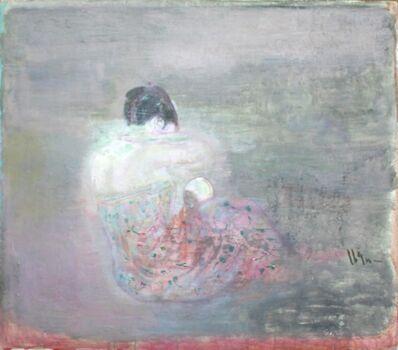 Leng Hong 冷宏, 'Woman with a mirror', 2014