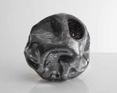 Jeff Zimmerman, 'Crumpled sculptural vessel', 2014