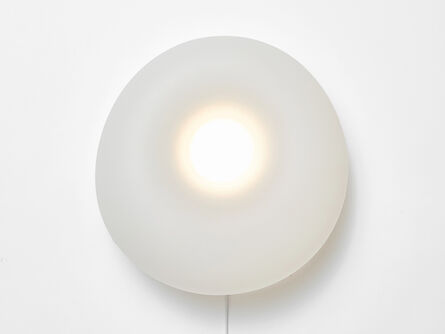 MIT Self-Assembly Lab + Christophe Guberan, 'Inflatable Liquid-Printed Wall Light', 2018