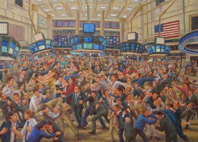 John Alexander Parks, 'The New York Stock Exchange', 2015