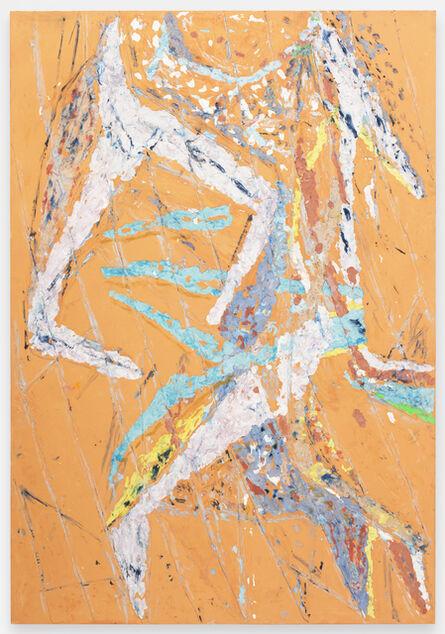 Johannes VanDerBeek, 'Orange Crawl', 2014