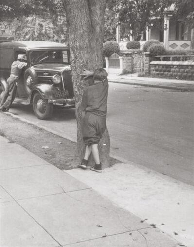 Helen Levitt, 'Brooklyn', ca. 1939