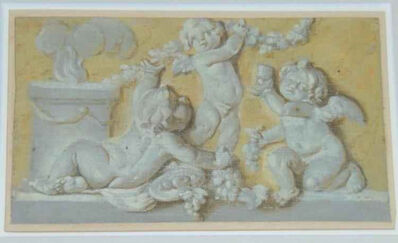 François Boucher, 'Oil on Canvas', Unknown