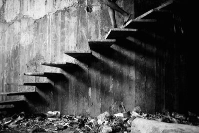 Mário Macilau, 'Stairs of Shadows, Growing in Darkness series', 2012-2015