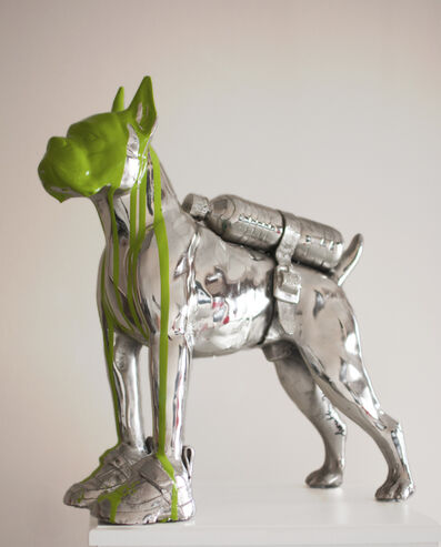 William Sweetlove, 'Cloned Bulldog', 2010