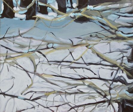 Annerose Georgeson, 'Swamp Spruce Tangle ', 2013