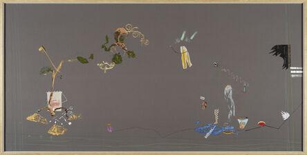Nilbar Güres, 'KÜÇÜK GRİ ALAN / SMALL GREY AREA', 2015
