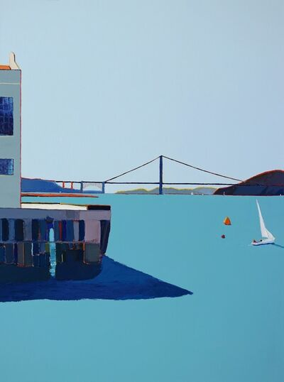 Timothy Mulligan, 'Sunny Afternoon In The Bay', 2019
