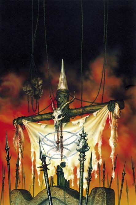 Ciruelo Cabral, 'Tantras', 1993