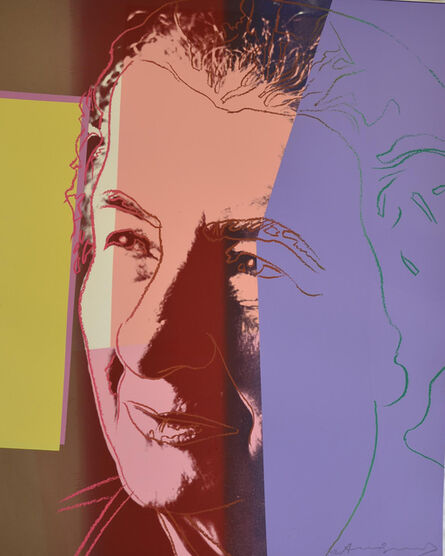 Andy Warhol, 'Golda Meir (FS II.233) Trial Proof', 1980