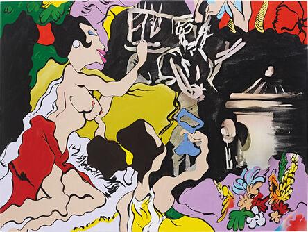Jamian Juliano-Villani, 'The Man from Bozrah', 2014