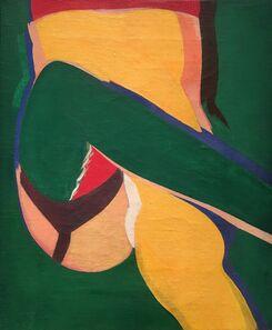 Allen Jones, 'Woman's Study', 1964
