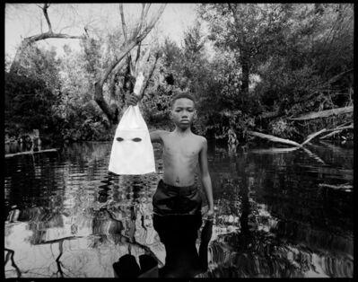 Tyler Shields, 'The Kid (Platinum Palladium)', 2020