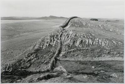 Edward Ranney, 'Hadrian's Wall, Northumberland, England', 1980