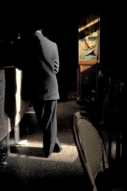 Harry Gruyaert, 'France, Paris. Café la Palette', 1985