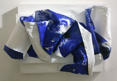 Bette Klegon Halby, 'Out of the Blue – Water is Life #2', 2016