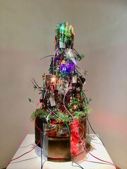Simon Vega, 'The temple of the third world', 2013