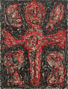 Alfonso Ossorio, 'Advent #1', ca. 1951
