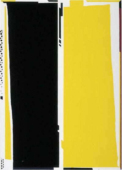Roy Lichtenstein, 'Mirror #5, from Mirror Series', 1972