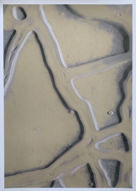 Thomas Ruff, 'jpeg/ma.r.s.03_III', 2012