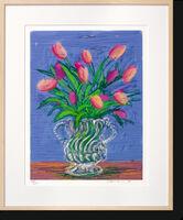 David Hockney, 'iPad Drawing 'Untitled, 346'', 2010