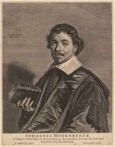 Jonas Suyderhoff, 'Johannes Hoornbeeck'