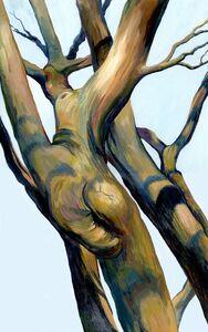 Gillian Bradshaw-Smith, 'Finding Daphne #34 (Him)', 2015
