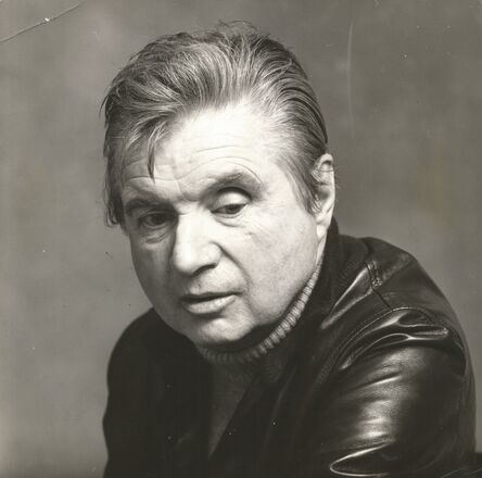 Francis Bacon, 'Portrait', 1985