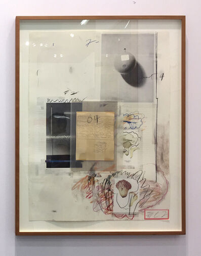 Cy Twombly, 'Natural History Part I/ No. VIII', 1974