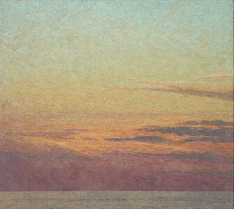 Michael Fairclough, 'Sea Passage - Dusk XI', ca. 2020