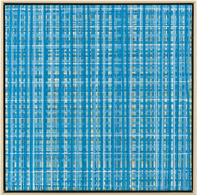 Manfred Mayerle, 'Grid', 2016